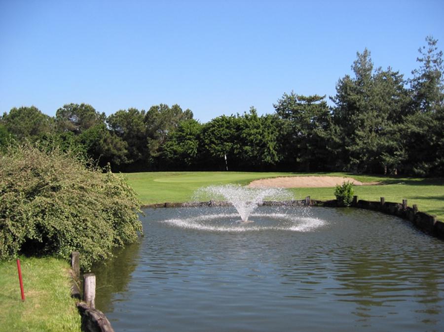 Green club lainate federazione italiana golf for Piscina lainate